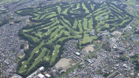 Tokyo 2020: Olympic golf venue votes to admit women as full members