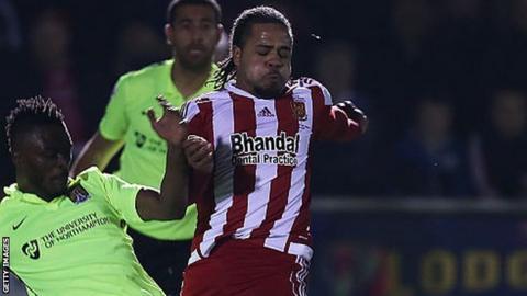 Luke Benbow scored eight times in seventh-tier side Stourbridge's FA Cup run last season