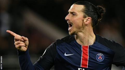 Zlatan Ibrahimovic: Paris StGermain striker will leave in summer