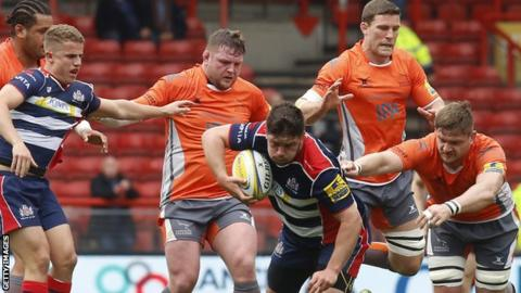 Bristol v Newcastle Falcons