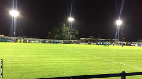 Guiseley v York City
