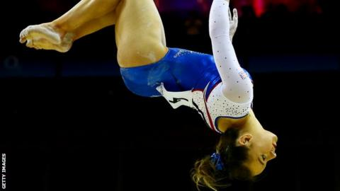 Meet The US Women's Gymnastics Team For The World Championships