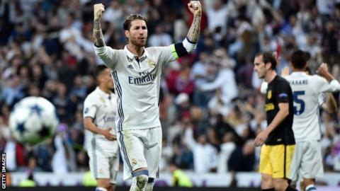 Real Madrid to meet Juventus in Champions League final