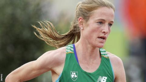 Fionnuala McCormack finished a heartbreaking fourth in the 10,000m at the European Championships in Amsterdam