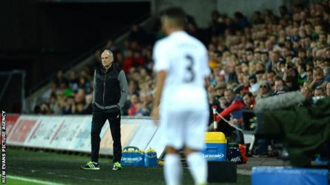 Neil Taylor and Francesco Guidolin