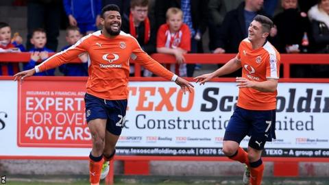Isaac Vassell: Birmingham City sign striker on four-year deal from Luton