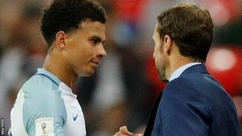 FIFA Opens Disciplinary Proceedings Against Dele Alli Over Middle Finger Gesture
