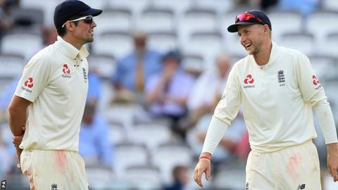 Outstanding! Cook hails Root captaincy debut