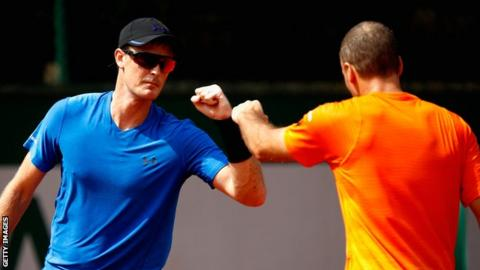 Jamie Murray and Bruno Soares were the number one doubles pair last year