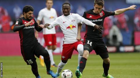 Naby Keita: Liverpool agree club record deal for Leipzig midfielder for July 2018