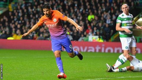 Sevilla seal deal to sign Nolito from Manchester City