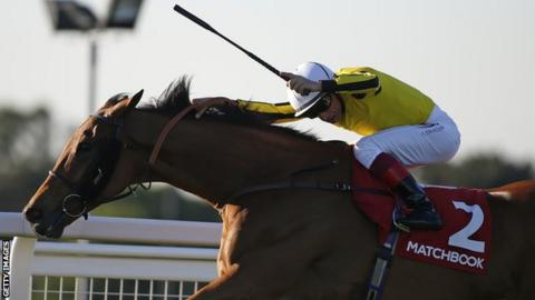 Big Orange in bid for Goodwood hat-trick