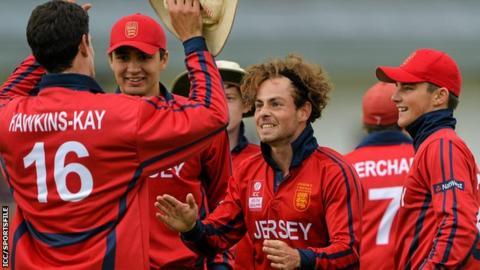 Jersey cricket