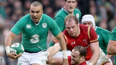 Ireland let a 13-point lead slip in the 16-16 draw with Wales in the 2016 Six Nations