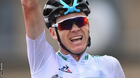 Gesink wins queen Vuelta stage, Froome keeps Quintana in sight