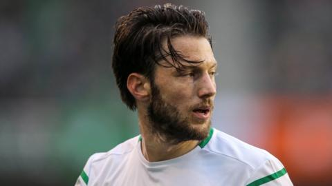 Bournemouth's Harry Arter is included after missing out on Euro 2016 because of injury