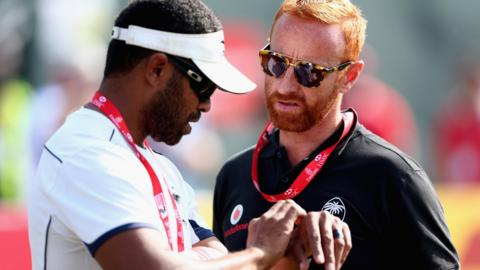Fiji coach Ben Ryan