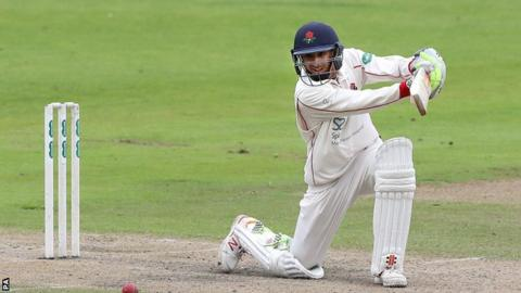 County cricket: Eight for Finn as Middlesex boost survival hopes