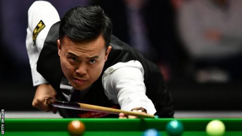 Fu to face Selby in quarter-finals - reports and videos