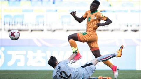 Italy advances to U20 World Cup semifinals, beats Zambia 3-2