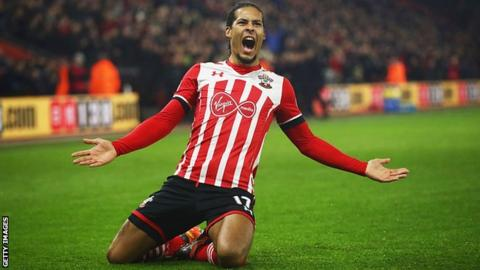 Van Dijk wants to join Liverpool FC this summer