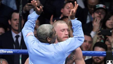No local businesses broadcasting Mayweather versus McGregor fight