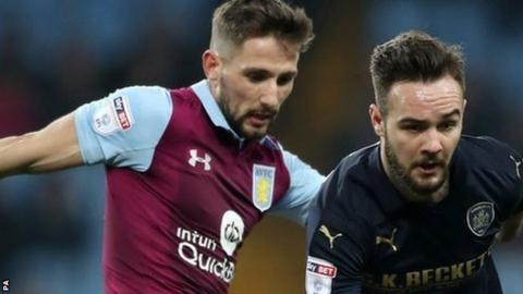 Conor Hourihane played against his old club Barnsley in only his fourth game in a Villa shirt in February and ended up on the losing side
