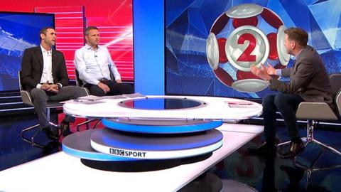Dietmar Hamann on Match of the Day 2
