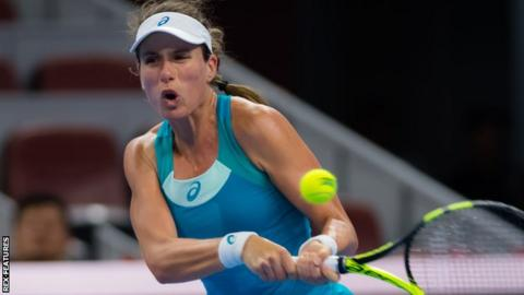 Johanna Konta's WTA Finals hopes end with Kremlin Cup withdrawal