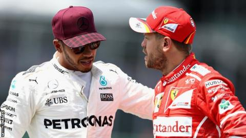 FIA to 'further examine' Vettel-Hamilton Baku collision