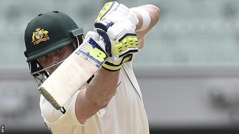 Australia v Pakistan: Steve Smith hits century on day four of second Test