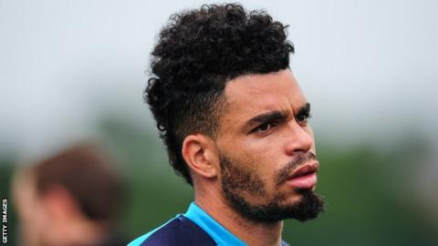 Emmanuel Riviere: Newcastle United loan striker to La Liga side Osasuna