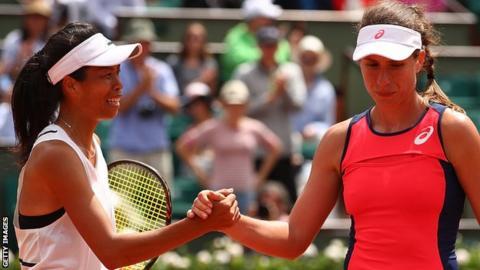 Johanna Konta loses at French Open