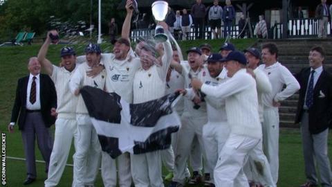 Cornwall celebrate