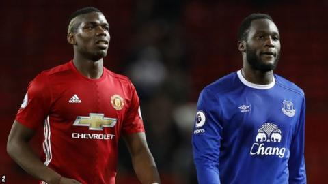 Man United agree deal for Everton's Lukaku