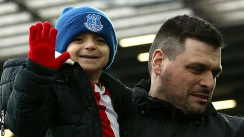 Everton and Sunderland to honour Bradley Lowery