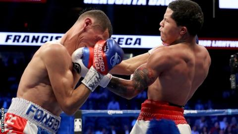 Gervonta Davis Scores KO On Mayweather-McGregor Card In Bizarre Fight
