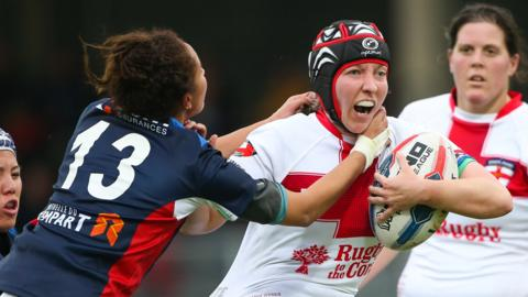 England women rugby league