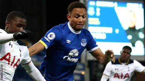 Sunderland close to signing Everton's Brendan Galloway and Tyias Browning