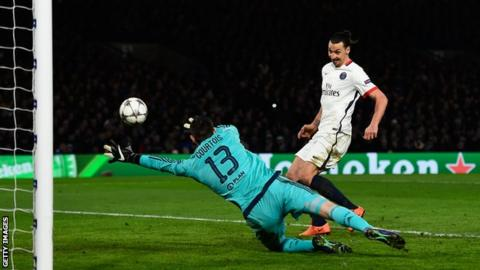 Wenger 'surprised' by Ibrahimovic link