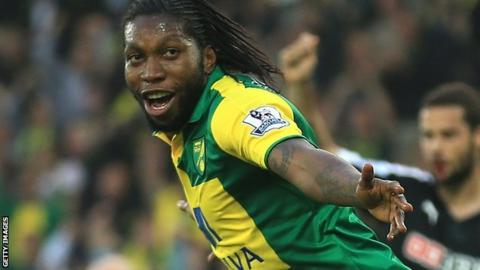 Hull City sign Dieumerci Mbokani on loan from Dynamo Kiev