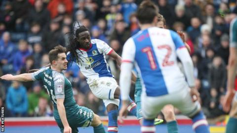 Blackburn Rovers 1-0 Wigan Athletic