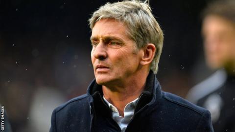 Charlton boss Jose Riga