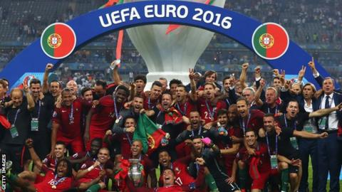 Turkey needs to beat Germany to host UEFA Euro 2024