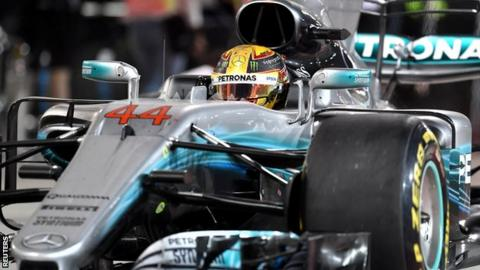 Lewis Hamilton apologises for Bahrain time penalty