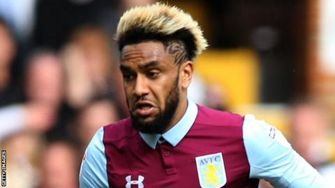 Sevilla agree deal for Aston Villa left-back — Jordan Amavi
