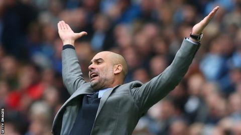 Champions League spot within Manchester City's grasp