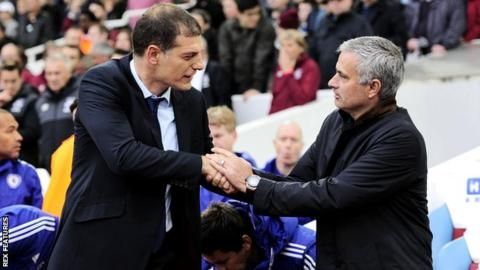 Mourinho handed second one-match touchline ban this season