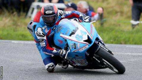 Dundrod 150: Two more riders critically ill after death of Jamie Hodson
