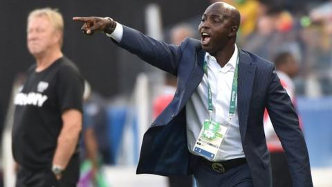 The cheque from Japanese surgeon still with me - Siasia